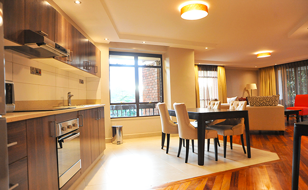Longonot Place Serviced Apartments Nairobi | Fully Serviced