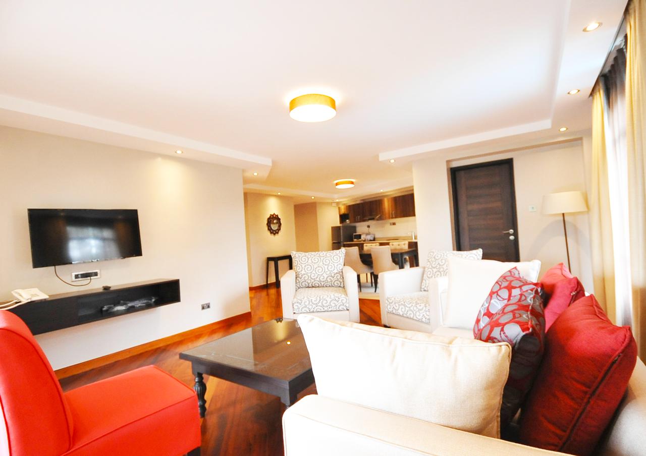 Longonot Place Serviced Apartments Nairobi